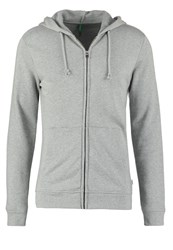 United Colors Of Benetton Tracksuit Top Grey