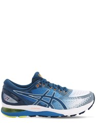 Asics Gel Nimbus 21 Running Sneakers Lake Drive