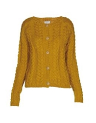 People Tree Cardigans Ocher