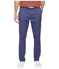 Vineyard Vines Breaker Pants Deep Cobalt Men's Casual Pants Blue