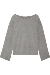 Elizabeth And James Everest Knitted Sweater Light Gray