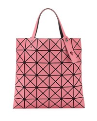 Bao Bao Lucent Frost Lightweight Tote Bag Pink