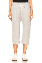 R 13 R13 Field Sweatpants In Gray