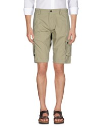 Solid Bermudas Military Green