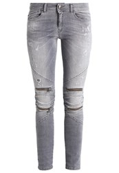 Just Cavalli Slim Fit Jeans Grey