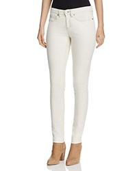 Eileen Fisher Petites Skinny Jeans In Undyed Natural 100 Exclusive
