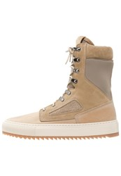 Android Homme Tactical Laceup Boots Tan Sand