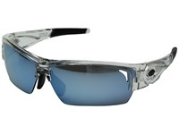 Tifosi Optics Lore Sl Crystal Clear Sport Sunglasses Silver