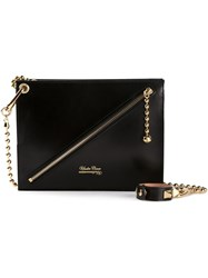 Undercover Structured Clutch Black