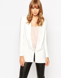 Finders Keepers Make Your Mark Blazer Ivory