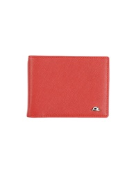 Hackett Document Holders Red