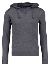 Teddy Smith Primo Jumper Anthracite Chine Mottled Anthracite