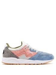 Karhu Aria Suede And Mesh Trainers Pink Multi