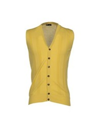 Tonello Cardigans Yellow