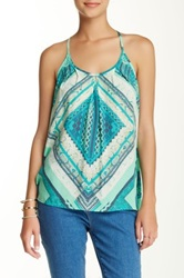 Green Dragon Easy Swing Print Tank Green