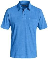 Quiksilver Waterman Strolo 5 Polo Wave