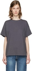 Chimala Grey Pocket T Shirt