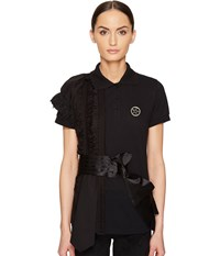 Preen Enya Shirt Black Women's Clothing