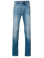 Versace Jeans Slim Fit Jeans Blue