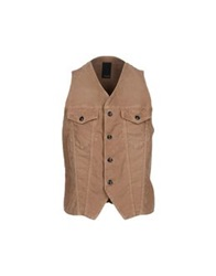 People Vests Khaki
