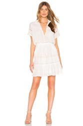 Spell And The Gypsy Collective Hanging Rock Lace Dress White