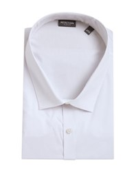 Kenneth Cole Reaction Techni Performance Slim Tall Dress Shirt White