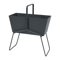 Fermob Basket High Planter Anthracite