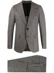 Tagliatore Straight Two Piece Suit 60