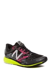 New Balance Q117 Strobe Launch Running Sneaker Wide Width Available Black