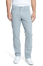 Ag Jeans Men's Graduate Sud Slim Straight Leg Pants Steel Blue