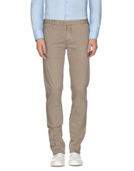 Maestrami Trousers Casual Trousers Men Khaki