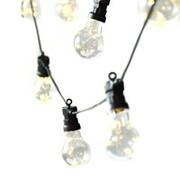 Garden Trading Festoon String Lights Clear