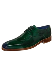 Melvin And Hamilton Lewis Laceups Crust Green