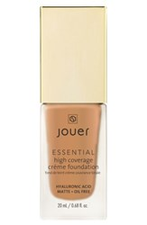 Jouer Essential High Coverage Creme Foundation Nutmeg