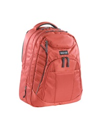 Kenneth Cole Reaction Goliath Double Gusset Expandable 17 Inch Computer Backpack Orange