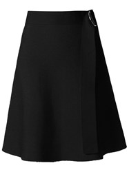 Egrey High Waisted Skirt Black