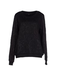 Selected Femme Sweatshirts Black