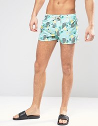 Oiler And Boiler Swim Shorts Tuckernuck Shortie Sail Boats Blue