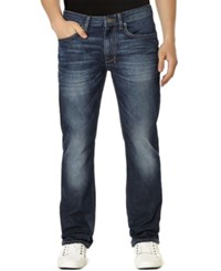 Buffalo David Bitton King X Stretch Dark Wash Bootcut Fit Jeans