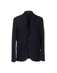 Thinple Suits And Jackets Blazers Men Dark Blue