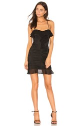 The Jetset Diaries Aphrodite Mini Dress Black