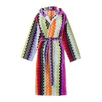 Missoni Home Giacomo Hooded Bathrobe 59 Multi