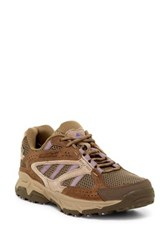 Montrail Sierravada Leather Outdry Sneaker Purple