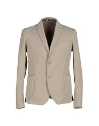 Simbols Suits And Jackets Blazers Men Light Grey