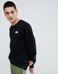 The North Face Street Fleece Pullover In Black