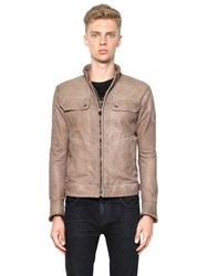 Matchless London Kensington Perforated Leather Jacket