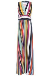 Tart Collections Woman Stretch Modal Jersey Maxi Dress Multicolor
