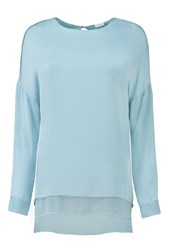 Ghost Lydia Top White Blue
