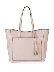 Cole Haan Natalie Leather Tote Bag Peach Blush
