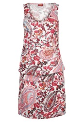 Buffalo Summer Dress Multicoloured